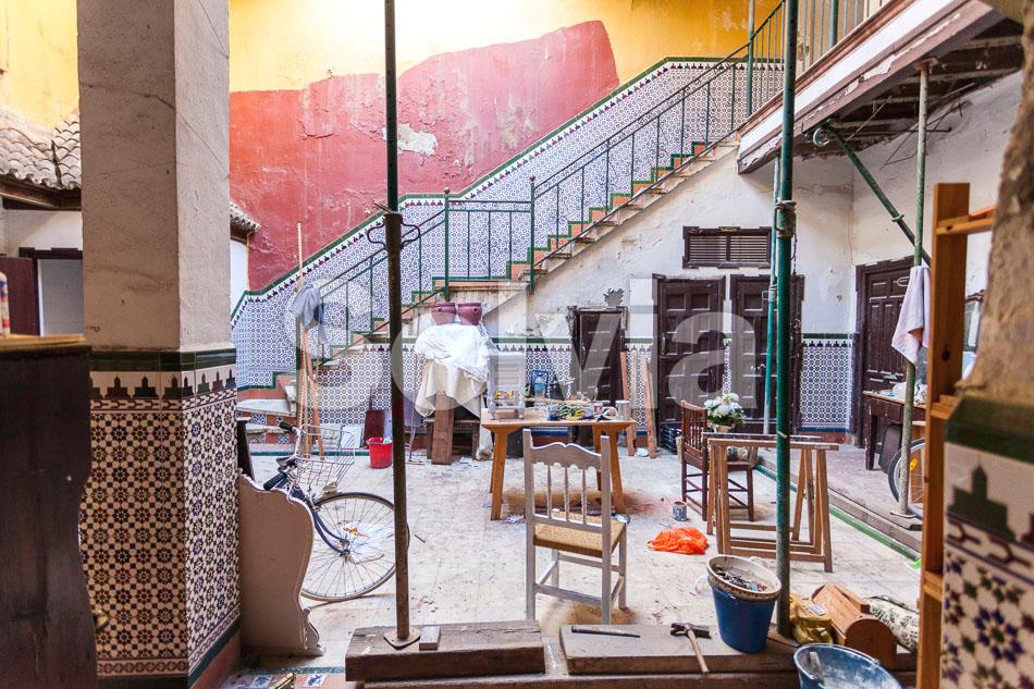 Hotel en Sevilla (Edificio en el Casco Antiguo ) - foto4