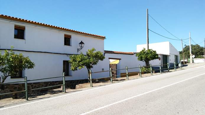 Casa en Arroyomolinos de León (Casa en Arroyomolinos de León) - foto0