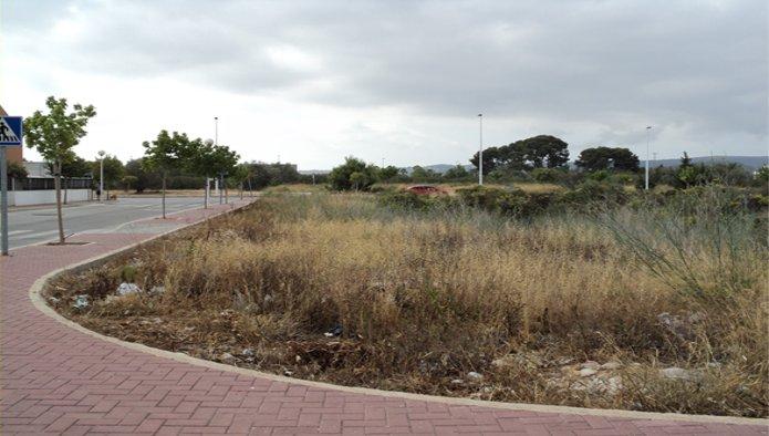 Suelo urbanizable sectorizado en Jávea (32221-0001) - foto1
