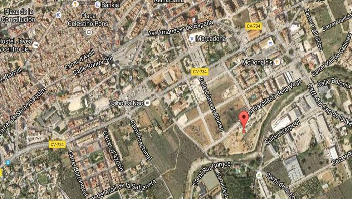 Suelo urbanizable sectorizado en J�vea (32221-0001) - foto3