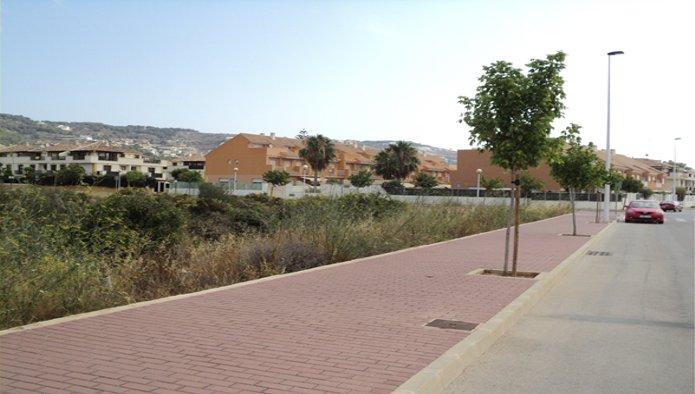 Suelo urbanizable sectorizado en J�vea (32221-0001) - foto0