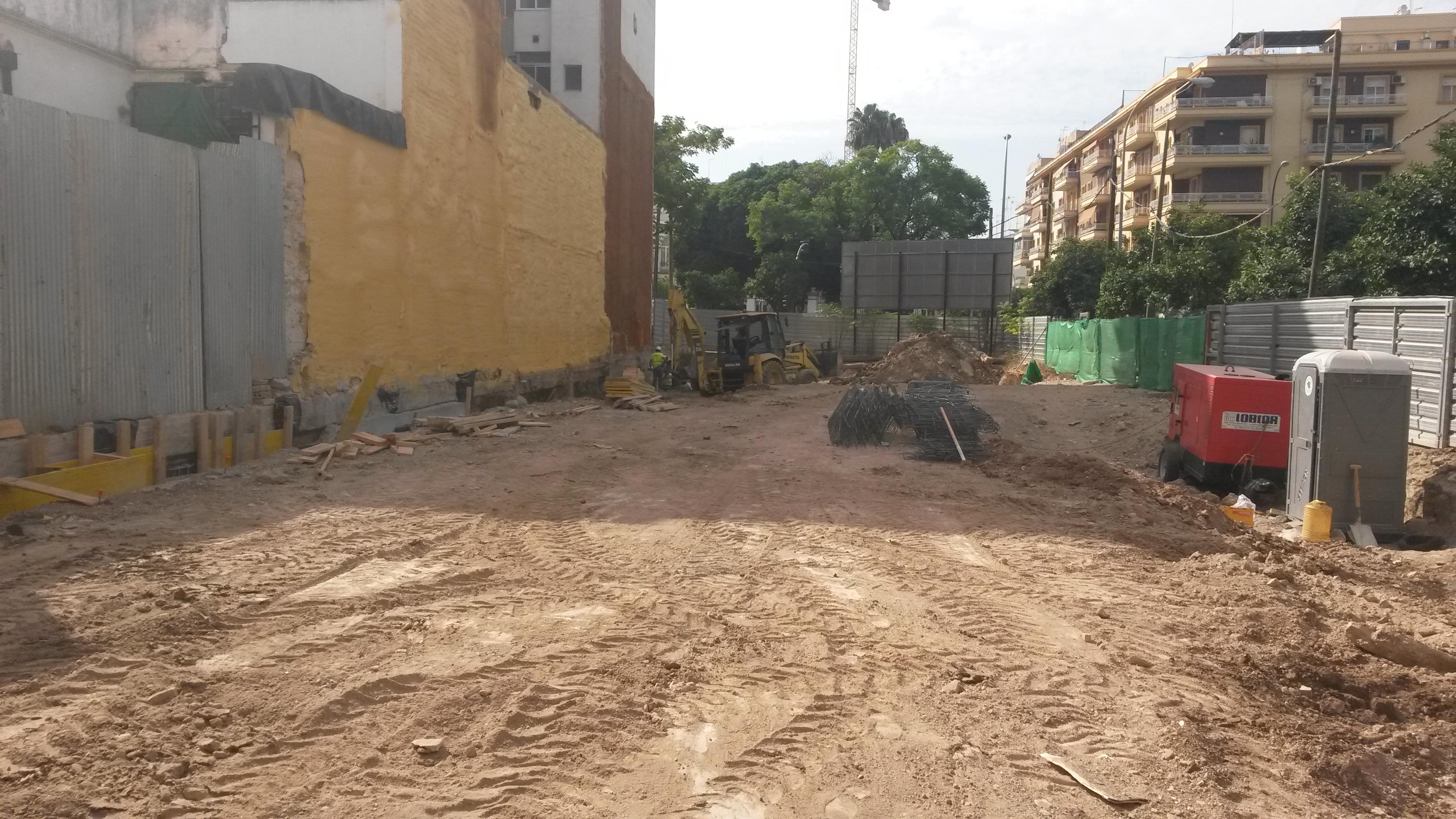 Garaje en Sevilla (M77950) - foto7