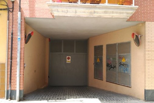 Garaje en Sangonera La Verde (Edificio Goya) - foto1
