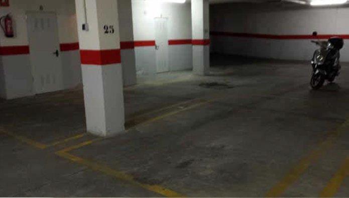 Garaje en Sangonera La Verde (Edificio Goya) - foto4
