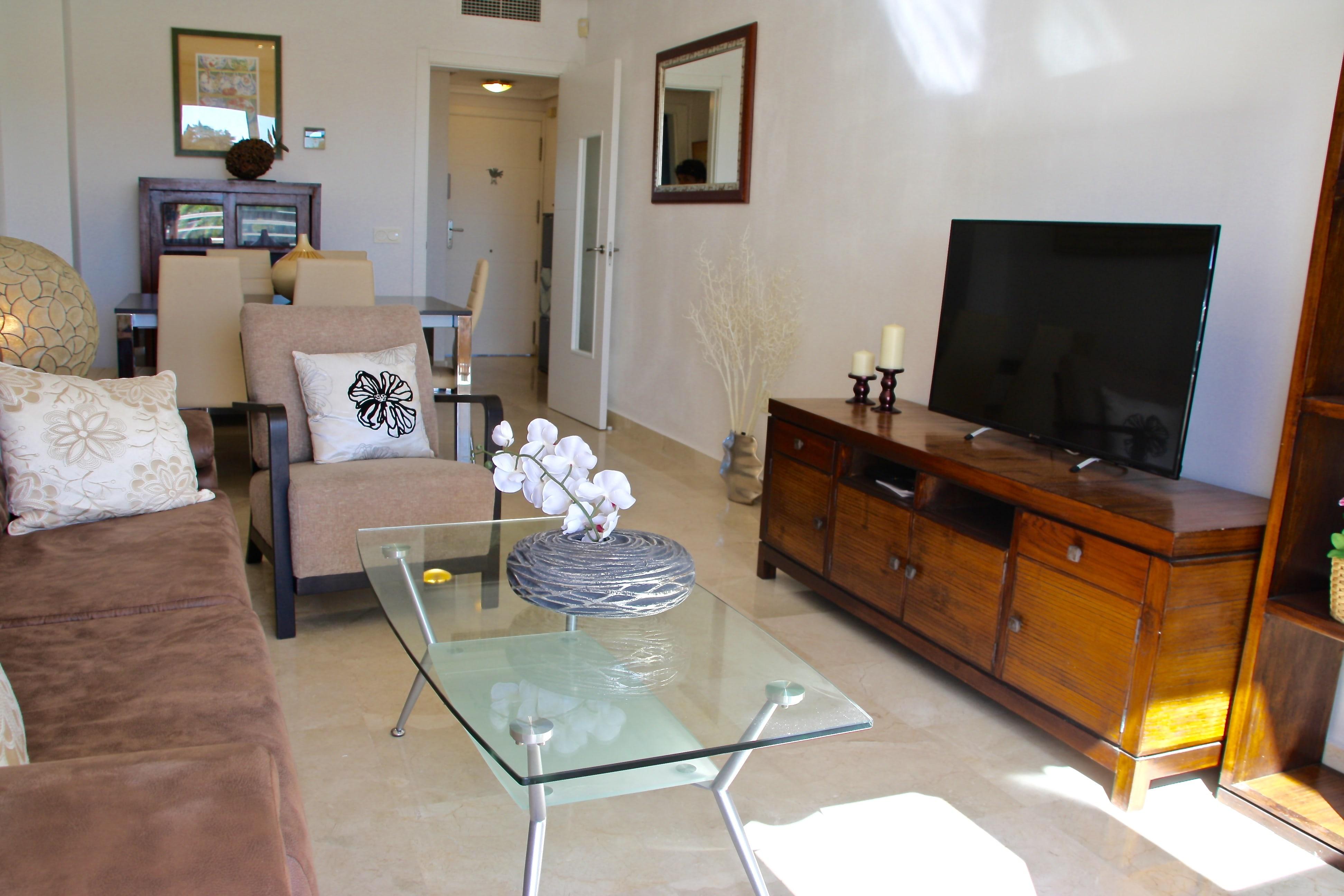 Apartamento en Estepona (Apartamento en Las Dunas Green en Estepona) - foto1