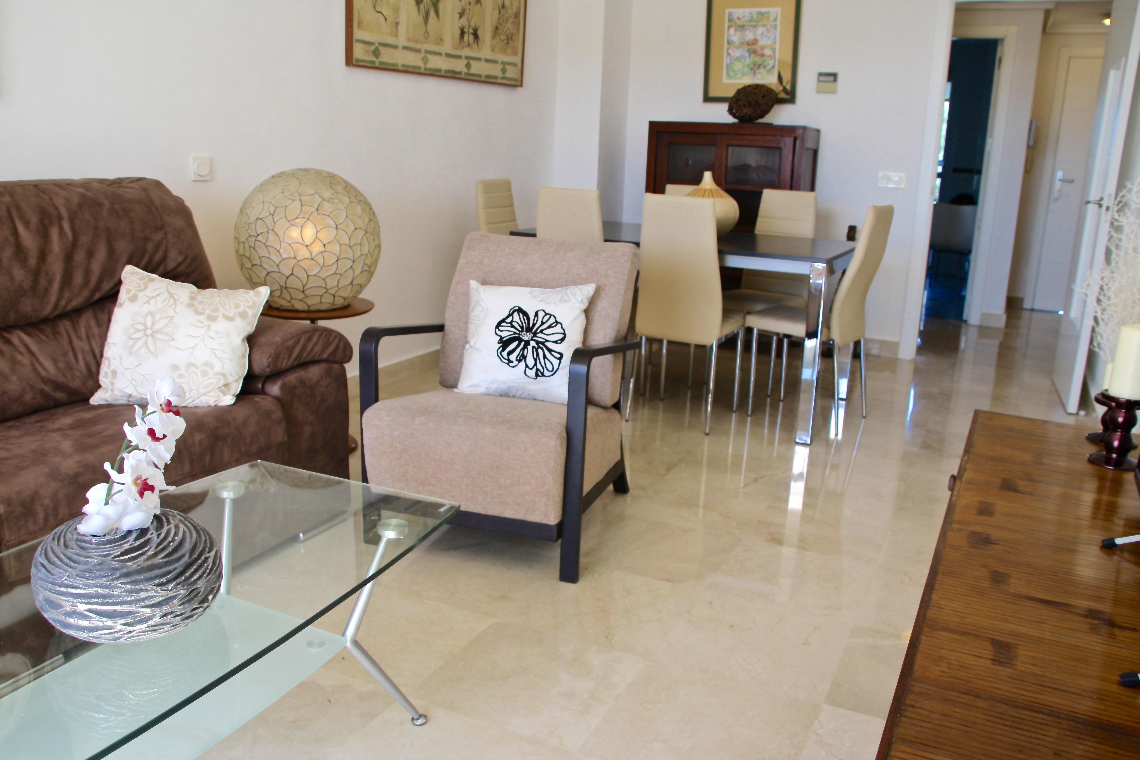 Apartamento en Estepona (Apartamento en Las Dunas Green en Estepona) - foto2