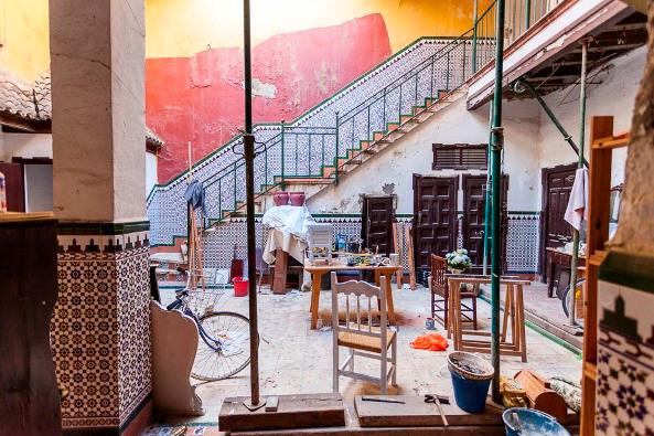 Hotel en Sevilla (Edificio en el Casco Antiguo ) - foto5