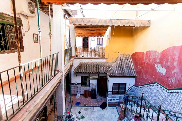 Hotel en Sevilla (Edificio en el Casco Antiguo ) - foto7