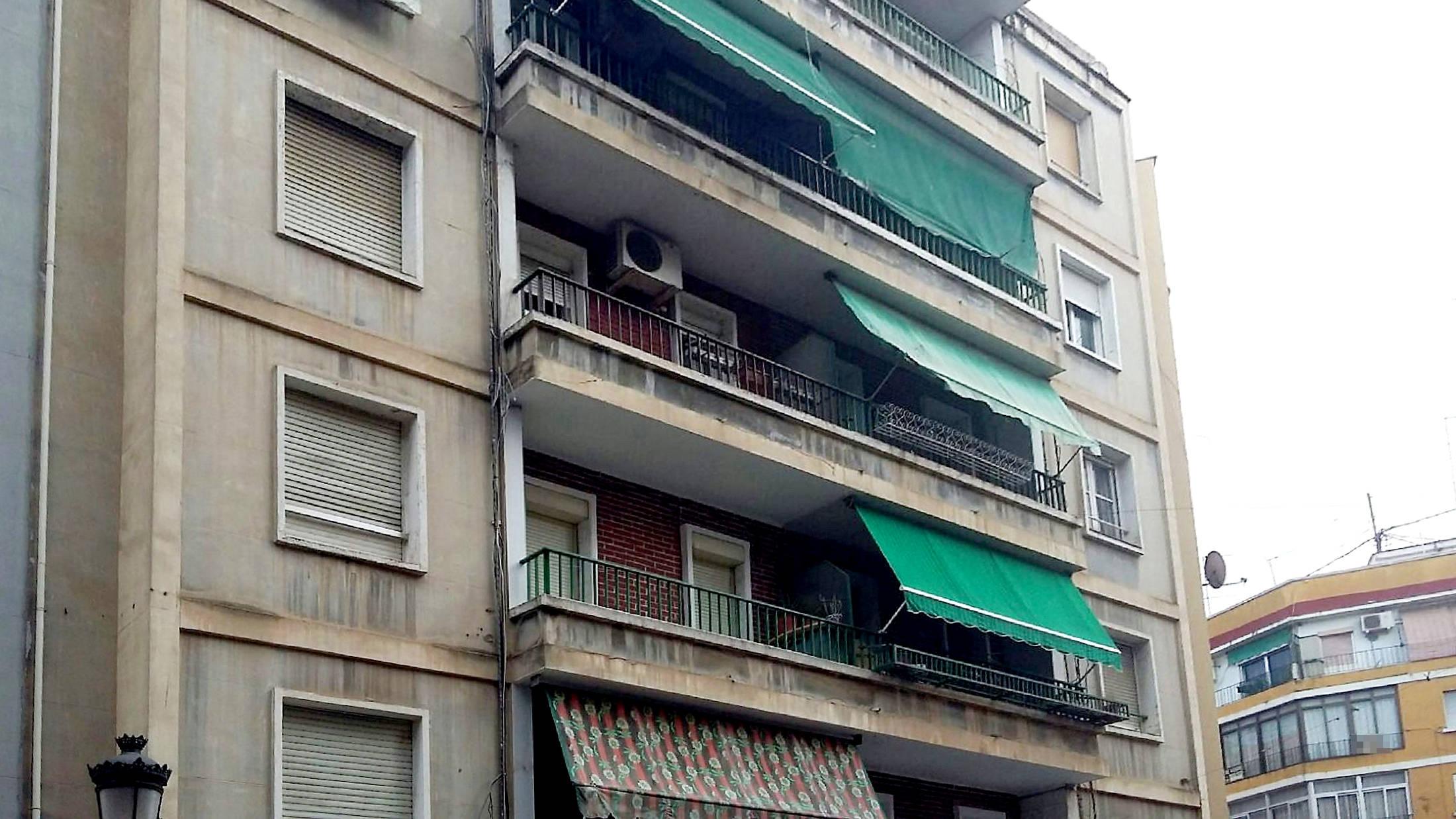 194970 - Piso en venta en Valencia / Piso en Barrio Nou Moles