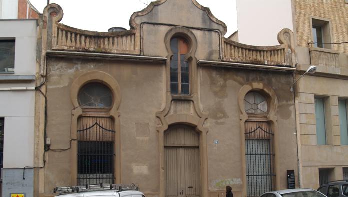Edificio en Terrassa (M10915) - foto0