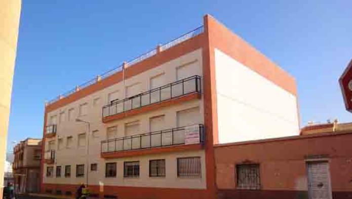 Garaje en Roquetas de Mar (Edificio Desir�) - foto0