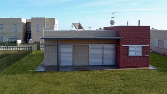 Garaje en Ampolla (La) (M36829) - foto2