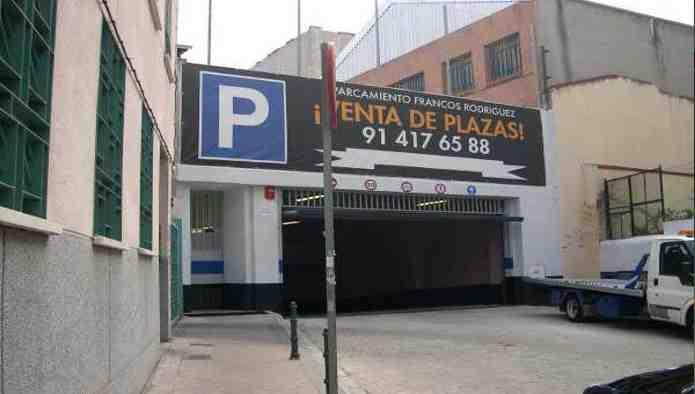 Garaje en Madrid (M41323) - foto0