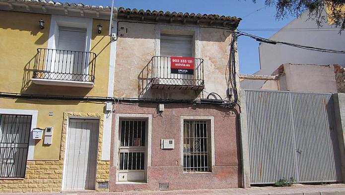 Casa en Hondón de los Frailes (19724-0001) - foto0