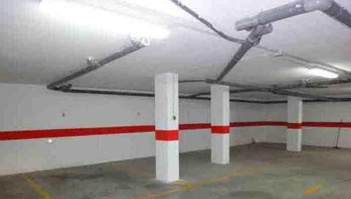 Garaje en Roquetas de Mar (Edificio Desiré) - foto1