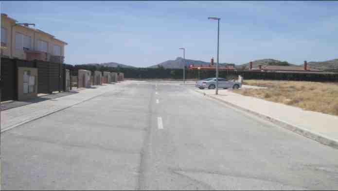 Solares en Aspe (Jucar y Duero-Guadalquivir U.E. Sector 4-Bis) - foto2