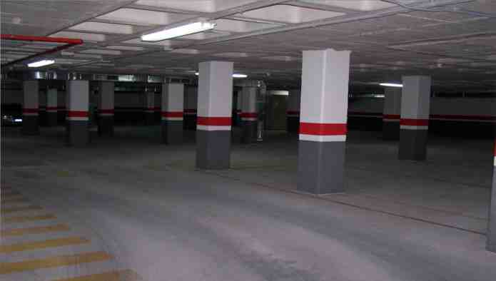 Garaje en Almorad� (Edificio El Parque) - foto10
