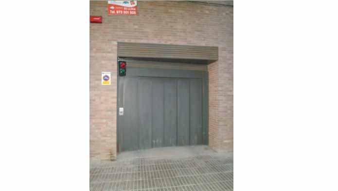 Garaje en T�rrega (M47267) - foto1